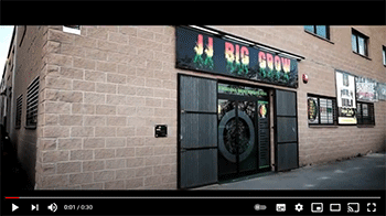 Video promocional de JJ BIG GROW